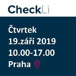 Event picture CheckLi Praha 19/9