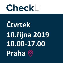 Obrázek události CheckLi Praha 10/10