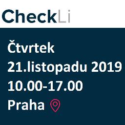 Event picture CheckLi Praha 21/11