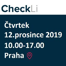 Obrázek události CheckLi Praha 12/12